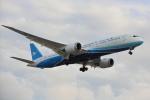 安芸あすかさんが、ロサンゼルス国際空港で撮影した厦門航空 787-9の航空フォト(写真)