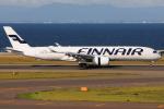 きんめいさんが、中部国際空港で撮影したフィンエアー A350-941XWBの航空フォト(写真)