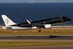 きんめいさんが、中部国際空港で撮影したスターフライヤー A320-214の航空フォト(写真)