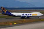 きんめいさんが、中部国際空港で撮影したアトラス航空 747-48EF/SCDの航空フォト(写真)