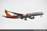 kina309さんが、成田国際空港で撮影した香港航空 A350-941XWBの航空フォト(写真)