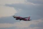 meijeanさんが、新千歳空港で撮影したピーチ A320-214の航空フォト(写真)