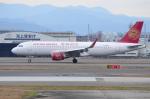 ITM58さんが、福岡空港で撮影した吉祥航空 A320-214の航空フォト(写真)