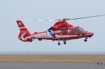 ITM58さんが、北九州空港で撮影した北九州市消防航空隊 AS365N3 Dauphin 2の航空フォト(写真)