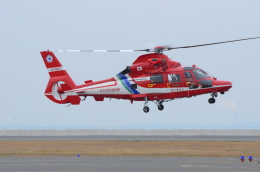 ITM58さんが、北九州空港で撮影した北九州市消防航空隊 AS365N3 Dauphin 2の航空フォト(飛行機 写真・画像)