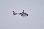 kumagorouさんが、宮城県丸森町で撮影した毎日新聞社 EC135T3の航空フォト(写真)