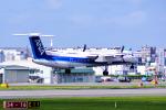 アングリー J バードさんが、福岡空港で撮影したANAウイングス DHC-8-402Q Dash 8の航空フォト(写真)
