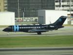 commet7575さんが、福岡空港で撮影したウィルミントン・トラスト・カンパニー BD-700 Global Express/5000/6000の航空フォト(写真)