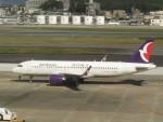 commet7575さんが、福岡空港で撮影したマカオ航空 A320-271Nの航空フォト(写真)