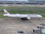 haruharuさんが、羽田空港で撮影した日本航空 777-346の航空フォト(写真)