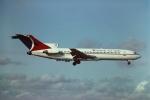 tassさんが、マイアミ国際空港で撮影したカーニバル・エアラインズ 727-225/Advの航空フォト(写真)