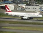 commet7575さんが、福岡空港で撮影したキャセイドラゴン A320-232の航空フォト(写真)