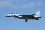 マー君さんが、名古屋飛行場で撮影した航空自衛隊 F-15DJ Eagleの航空フォト(写真)
