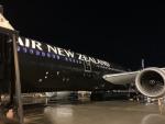 haruharuさんが、成田国際空港で撮影したニュージーランド航空 787-9の航空フォト(写真)