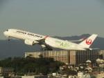 commet7575さんが、福岡空港で撮影した日本航空 A350-941XWBの航空フォト(写真)