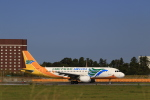 ☆ライダーさんが、成田国際空港で撮影したセブパシフィック航空 A320-214の航空フォト(写真)