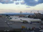 worldstar777さんが、関西国際空港で撮影したキャセイパシフィック航空 A350-1041の航空フォト(写真)