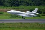 apphgさんが、成田国際空港で撮影したExecuJet Aviationの航空フォト(写真)
