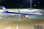 Tia spotterさんが、羽田空港で撮影した全日空 A321-272Nの航空フォト(写真)