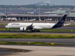名無しの権兵衛さんが、羽田空港で撮影したルフトハンザドイツ航空 A350-941XWBの航空フォト(写真)
