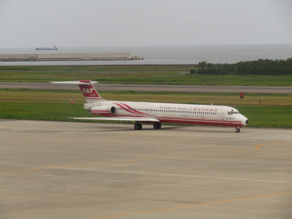 いぶちゃんさんの遠東航空 McDonnell Douglas MD-80 (DC-9-80) (B-28027) 航空フォト