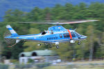 Nao0407さんが、松本空港で撮影した静岡県警察 A109E Powerの航空フォト(写真)