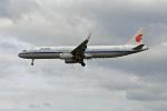 tsubameさんが、福岡空港で撮影した中国国際航空 A321-232の航空フォト(写真)