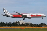 たみぃさんが、成田国際空港で撮影したエティハド航空 787-9の航空フォト(写真)