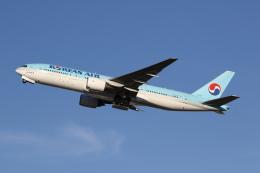 航空フォト:HL7714 大韓航空 777-200