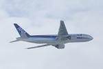 akinarin1989さんが、那覇空港で撮影した全日空 777-281の航空フォト(写真)