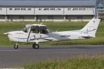 MOR1(新アカウント)さんが、八尾空港で撮影した朝日航空 172S Skyhawk SPの航空フォト(写真)