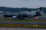 ぱん_くまさんが、成田国際空港で撮影したニュージーランド航空 777-219/ERの航空フォト(写真)