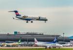 Cygnus00さんが、仙台空港で撮影したアイベックスエアラインズ CL-600-2C10 Regional Jet CRJ-702の航空フォト(写真)