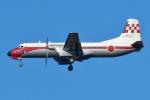 sepia2016さんが、茨城空港で撮影した航空自衛隊 YS-11A-218FCの航空フォト(写真)
