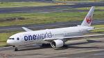 オキシドールさんが、羽田空港で撮影した日本航空 777-246の航空フォト(写真)