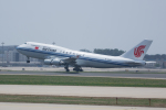 かずまっくすさんが、北京首都国際空港で撮影した中国国際航空 747-4J6の航空フォト(写真)