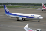 senyoさんが、成田国際空港で撮影した全日空 767-381/ERの航空フォト(写真)