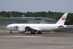 senyoさんが、成田国際空港で撮影した日本航空 777-246/ERの航空フォト(写真)