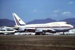 tassさんが、啓徳空港で撮影したチャイナエアライン 747SP-09の航空フォト(写真)