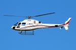 なごやんさんが、名古屋飛行場で撮影した静岡エアコミュータ AS355N Ecureuil 2の航空フォト(写真)