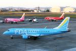 なごやんさんが、名古屋飛行場で撮影したフジドリームエアラインズ ERJ-170-100 (ERJ-170STD)の航空フォト(写真)