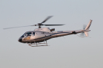 なごやんさんが、名古屋飛行場で撮影した日本法人所有 AS350B3 Ecureuilの航空フォト(写真)
