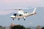なごやんさんが、名古屋飛行場で撮影した日本法人所有 A109E Powerの航空フォト(写真)