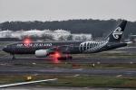 えんちぁさんが、成田国際空港で撮影したニュージーランド航空 777-219/ERの航空フォト(写真)