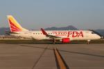 ゴンタさんが、山形空港で撮影したフジドリームエアラインズ ERJ-170-200 (ERJ-175STD)の航空フォト(写真)