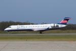 ゴンタさんが、新潟空港で撮影したアイベックスエアラインズ CL-600-2C10 Regional Jet CRJ-702の航空フォト(写真)
