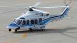 ゴンタさんが、能登空港で撮影した海上保安庁 AW139の航空フォト(写真)