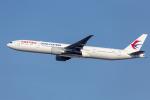mameshibaさんが、成田国際空港で撮影した中国東方航空 777-39P/ERの航空フォト(写真)