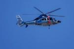 レドームさんが、?で撮影した警視庁 EC155B1の航空フォト(写真)