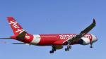 パンダさんが、成田国際空港で撮影したタイ・エアアジア・エックス A330-941の航空フォト(飛行機 写真・画像)